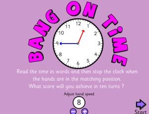 11 bang on time