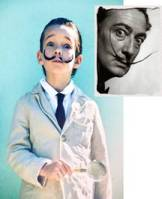 Un mini Dalí